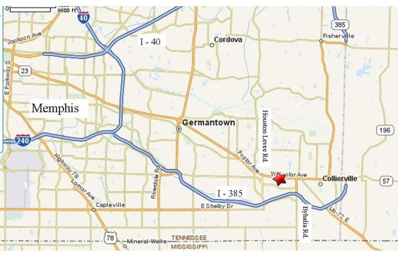 Battle of Collierville inc DIRECTIONS